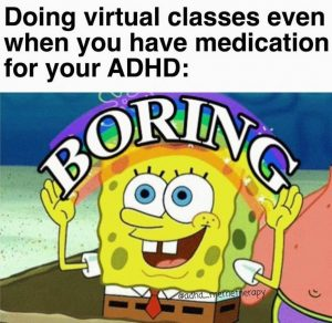 adhd-college-success-article-spongebob-meme